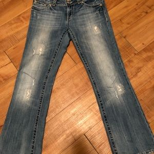 Miss Me Jeans - Miss Me Boot Cut Jeans Sz 30 Short